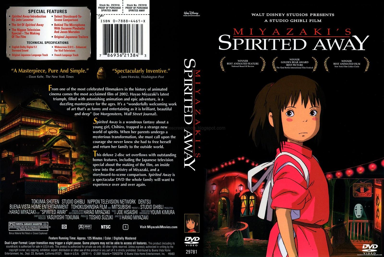 vagebond u0026 39 s movie screenshots  spirited away  2001