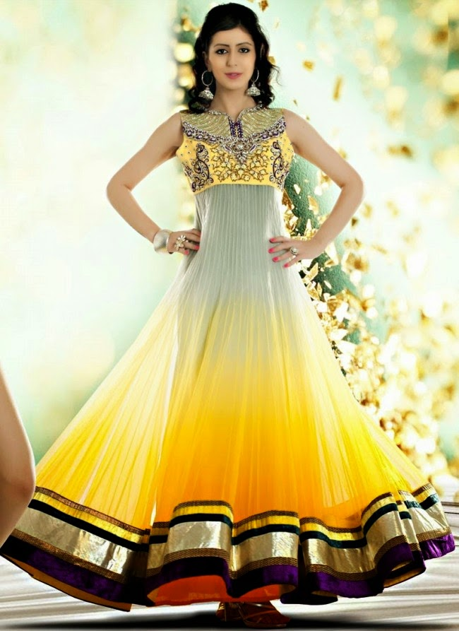 Pakistani Mehndi Night Dress Novocom Top