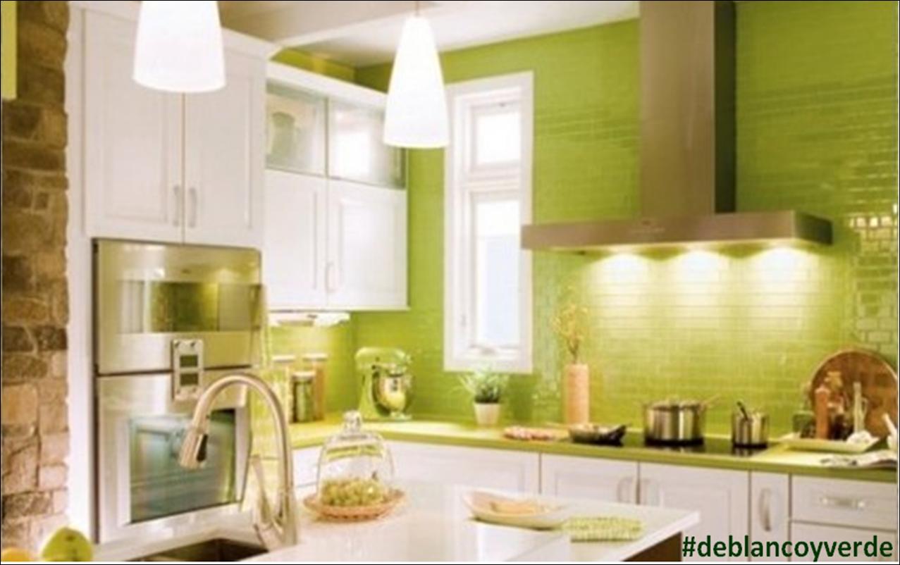 De qu color pintar la cocina cocina decora ilumina for Pintar la cocina