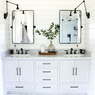 Follow This Idea And Make The Farm Bathroom Shine