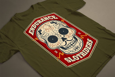 Camiseta Slot Endurance