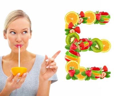 Uống Vitamin E có tăng cân không?