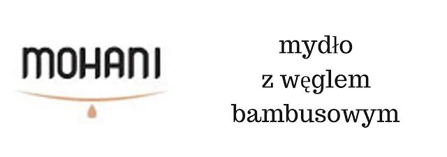 Mohani - Mydło z aktywnym węglem bambusowym [HELFY]