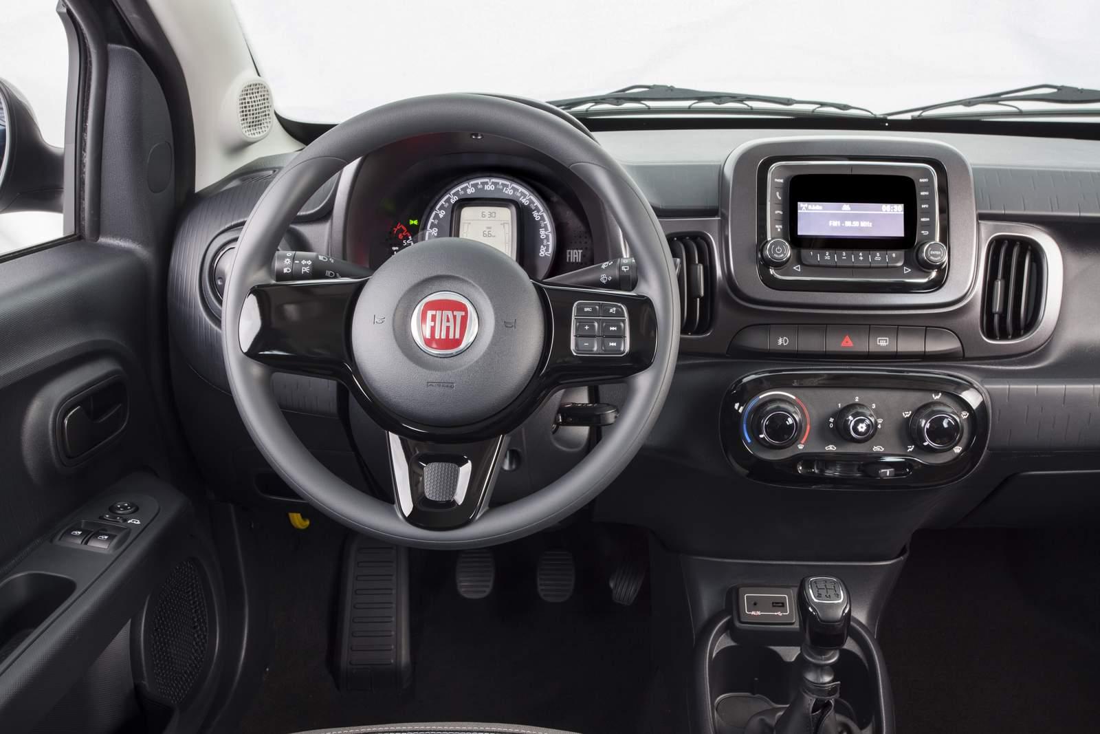 Novo Fiat Mobi V Deo Pre Os E Fichas T Cnicas Das