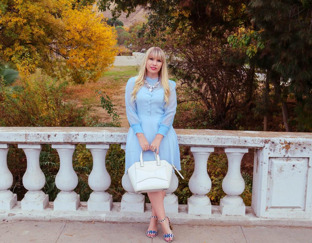Cinderella Dress & Friday Faves Link Up