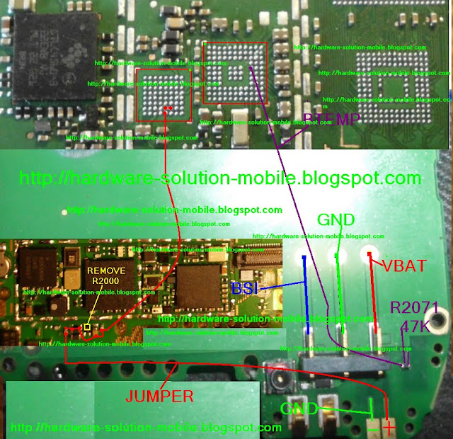 Nokia E71 Charging Final Solution   Mobifix