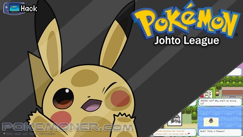 Pokemon Johto League