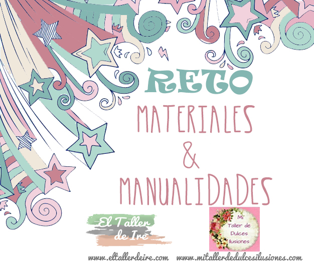 http://www.eltallerdeire.com/2015/08/reto-materiales-y-manualidades.html