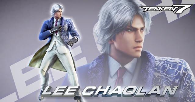Tekken 7 Lee