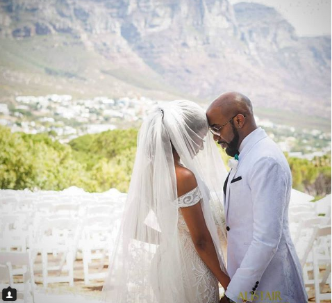 Banky w one year wedding anniversary message to Adesua is mind blowing