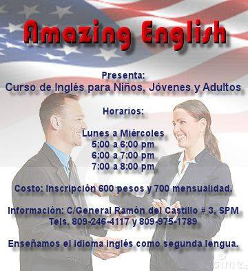 Amazing English