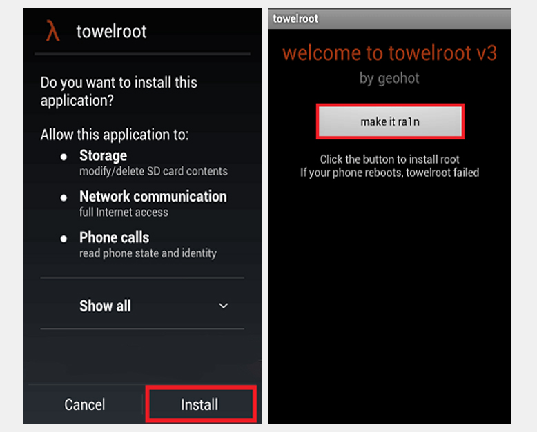 How to Root Huawei GR3 Without PC (One Click Methods) - Root