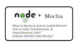 mocha module with nodeJs tutorial