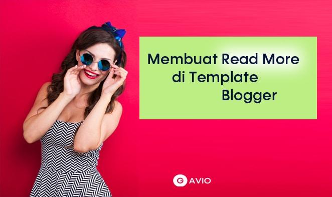 Cara Memasang Auto Read More atau Baca Selengkapnya di Template Blog