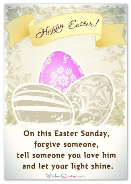 Lovely Easter Day Wishes 2018