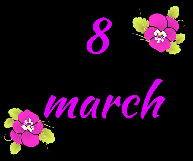 Reflexões do Dia Internacional da Mulher, o de março