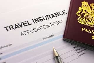 Travel Insurance Holiday and trip tourist