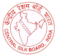 Central Silk Board, CSB, Ministry of Textiles, Govt of India, freejobalert, Sarkari Naukri, CSB Answer Key, Answer Key, csb logo