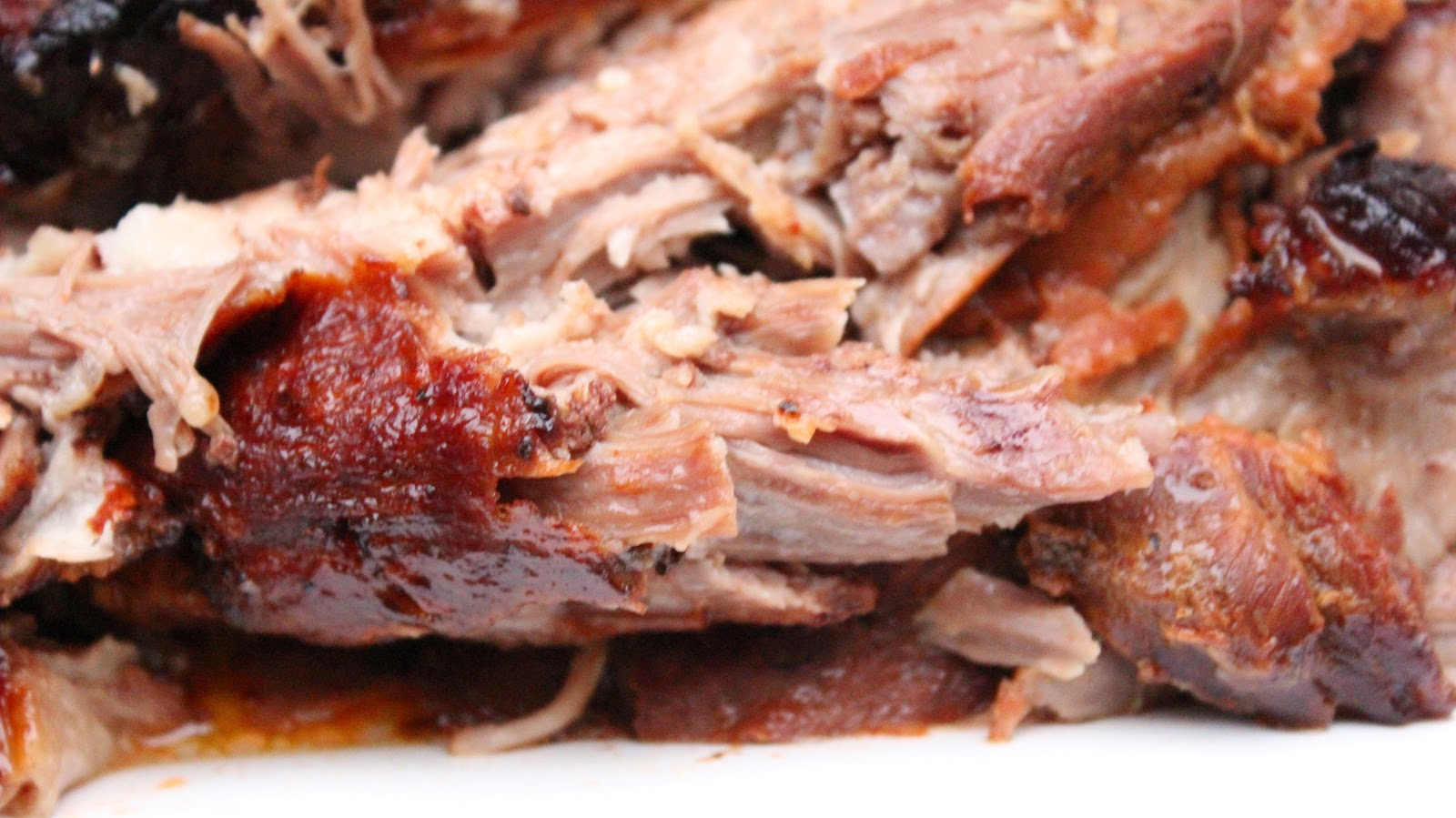 Slow Roasted BBQ Pork