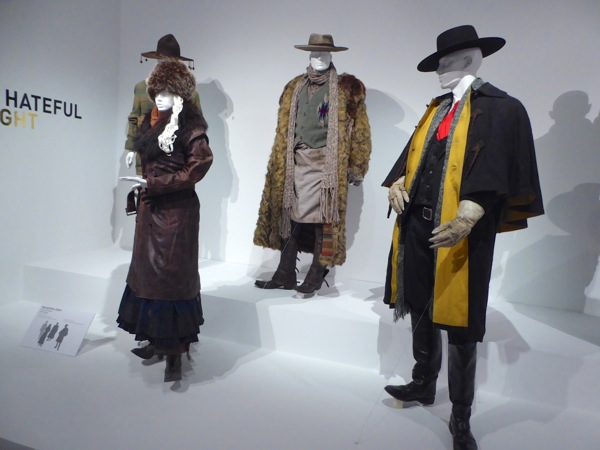 Hateful Eight film costumes