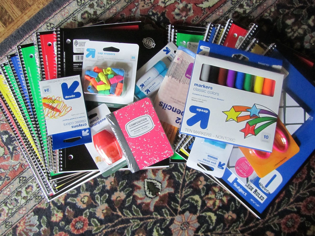 Creative Savv: Shopping School Supplies For The Home