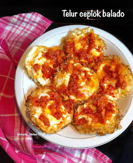 Resep Telur Balado By @cheche_kitchen