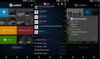 تحميل تطبيق الاستماع إلى الراديو للاندرويد Audials Radio Pro ، أفضل تطبيق لسماع الراديو ، الاستماع إلى الراديو من الهاتف الاندرويد ، إذاعات الراديو من الجوال