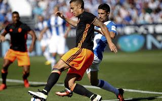 El Valencia se impone al Leganes 1 a 0