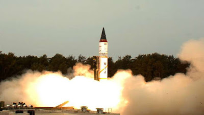 Agni I Missile Test Fired Successfully