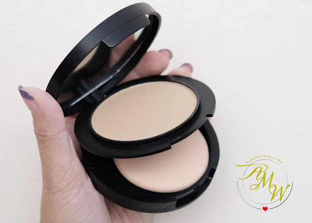 a photo of Makeup World Cover|Up Pressed Powder Review by AskMeWhats Nikki Tiu