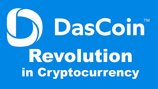 Best Crypto of 2018 is DasCoin, Trading in Exchange Market as DASC