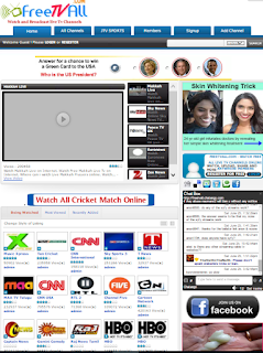 Watch Live TV Online For Free