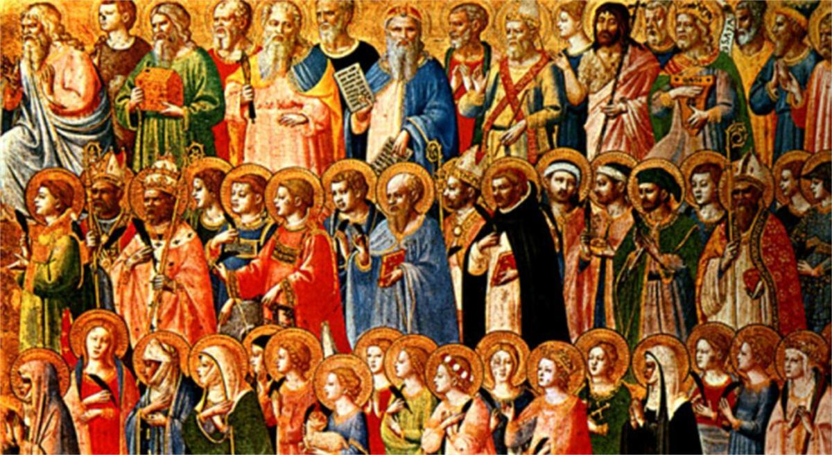 Renungan Harian Katolik Senin 1 November 2021