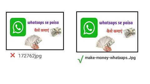 Blogger: Seo friendly Images kaise banaye ? In Hindi