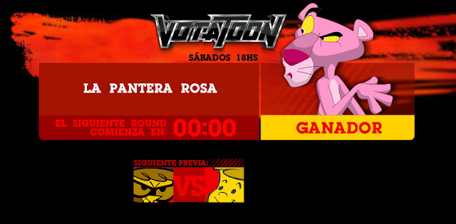 Votatoon - Pantera Rosa