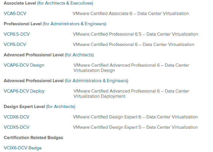Virtualization The Future Vcp 65 Exam Open For Registration
