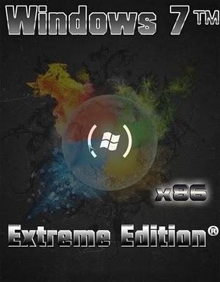Download Windows 7 Extreme Edition R1 (32 Bit)