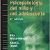 Psicopatología del niño y del adolescente, Rita Wicks-Nelson & Allen C. Israel