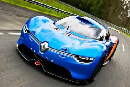 Renault Alpine A110-50 Price Canada