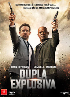 Dupla Explosiva (The Hitman's Bodyguard) - HDRip Dual Áudio