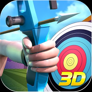 Archery World Champion 3D Mod Apk v1.0.9 Game memanah