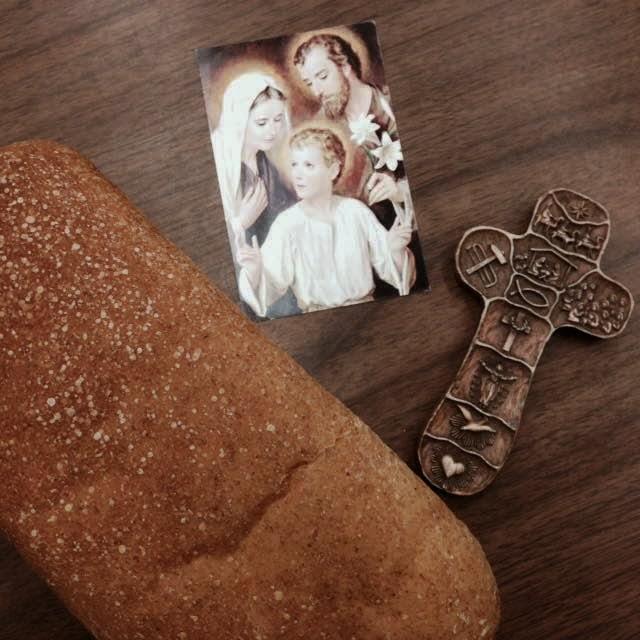 http://www.mangiabenepasta.com/stjoseph_bread.html