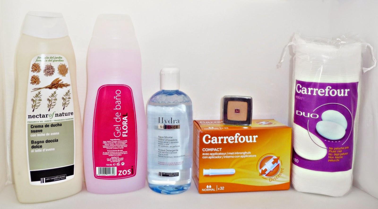 Productos Carrefour baratos II