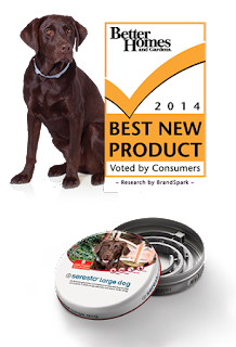#seresto wins 2014 better home and garden new best product