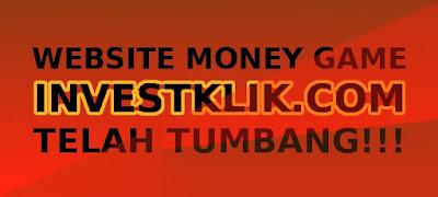 website-investklik-down-tutup-bangkrut