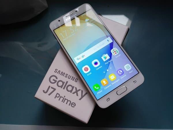 مراجعة هاتف samsung galaxy g7 prime
