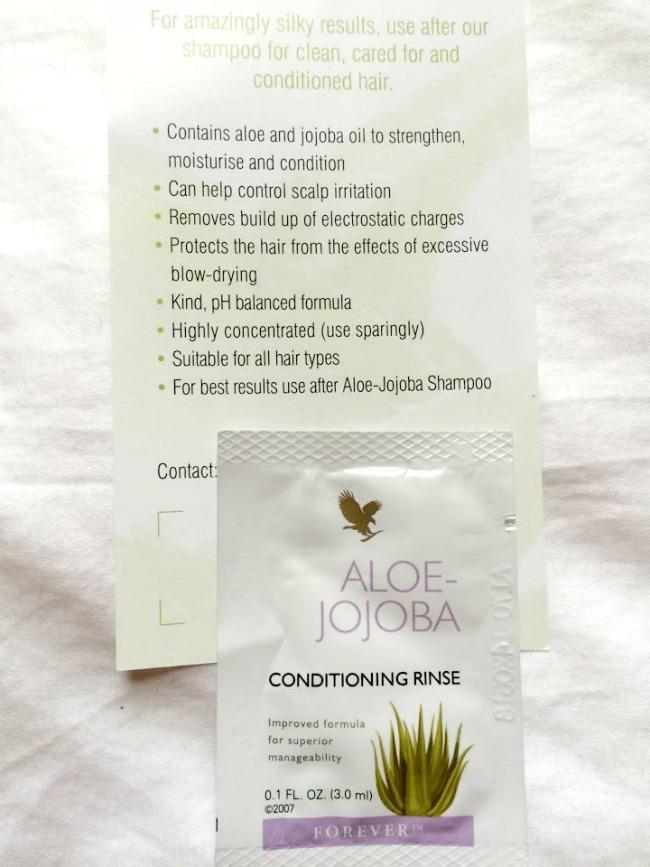 Forever Living Aloe Selection - shampoo, conditioner and moisturizing lotion. Nourish ME - www.nourishmeblog.co.uk