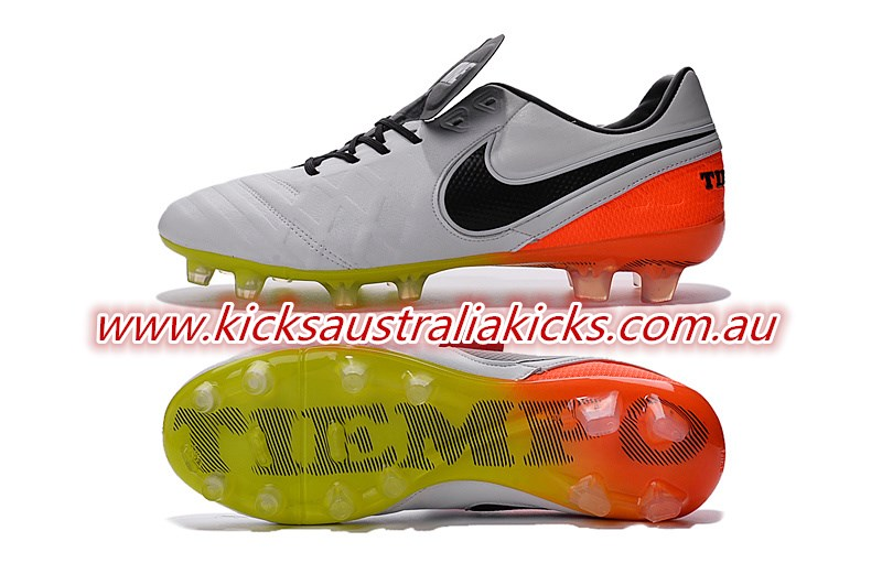 123460a01 The Nike Tiempo Legend VI Cleat combines a super soft Kangaroo leather  upper with a xray ...