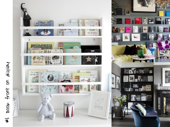 7 Inspiring Kid Room Color Options For Your Little Ones: 8 Creative Ways To Display Books
