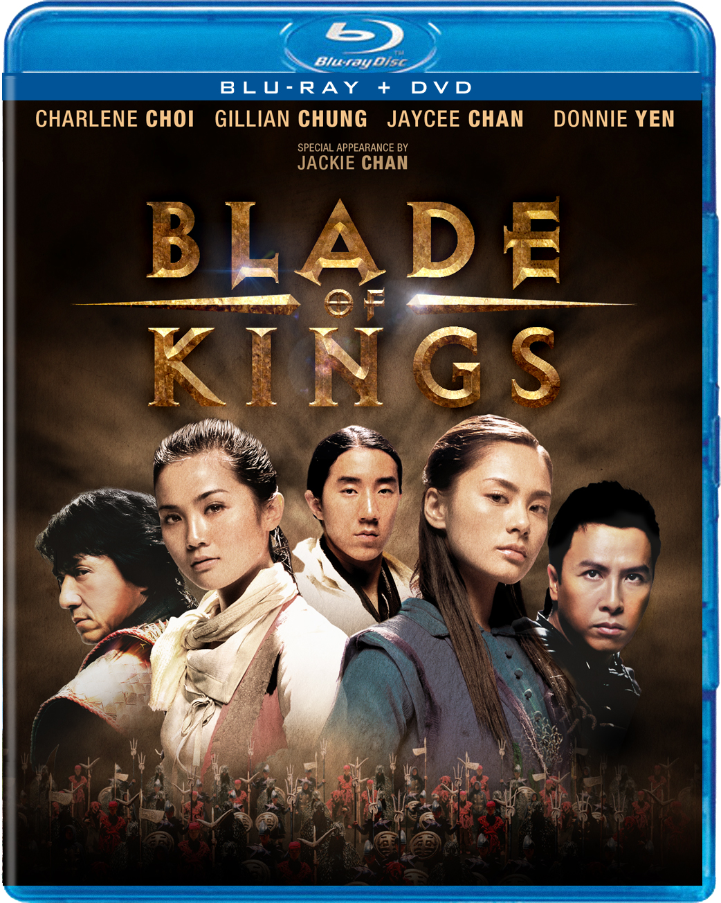Blade of Kings quot  Blu-Ray Review - Written by Anthony TGillian Chung Blade Of Kings